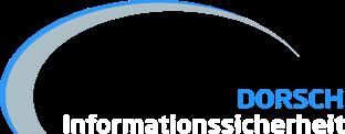Dorsch Datenschutz & Datensicherheit mit System